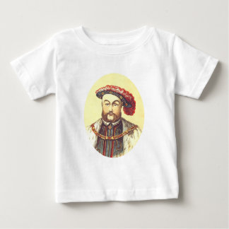 King Henry VIII, the Eight, 8th Baby T-Shirt