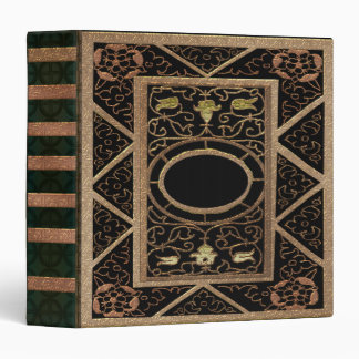 king henry's book binder