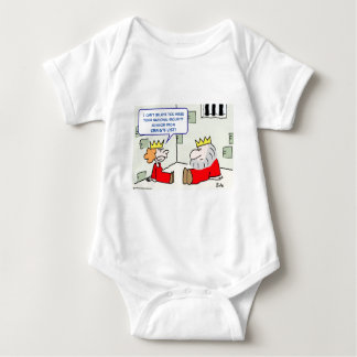 king hired advisor craig's list baby bodysuit