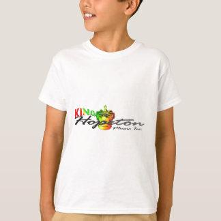 King Hopeton Jamaican style Logo T-Shirt