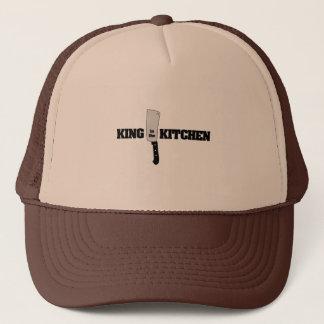 King in the Kitchen Butcher Knife Trucker Hat