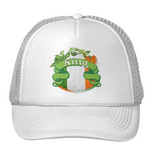 King Irish Shield Trucker Hat