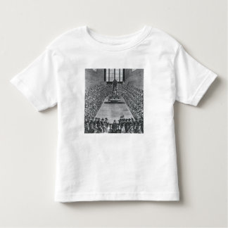 King James I  in the Houses of Parliament, 1624 Toddler T-shirt