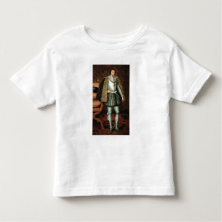 King James I of England (1566-1625) (oil on canvas T-shirts