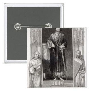 King John Button