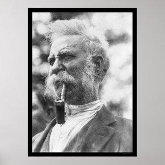 King John, Gypsy Leader 1924 Poster
