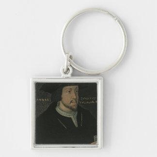 King John I 'the Great', or 'the Bastard' Keychain