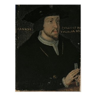King John I 'the Great', or 'the Bastard' Poster