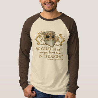 King John Quote (Gold Edition) T-Shirt
