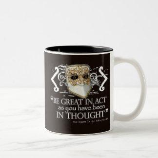 King John Quote Coffee Mugs