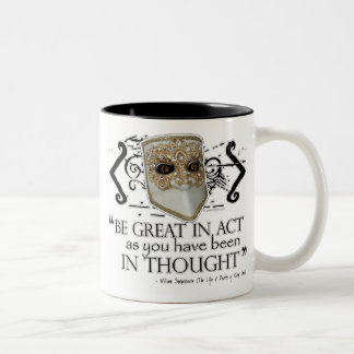 King John Quote Coffee Mug