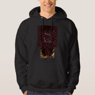 king Josiah Hooded Pullovers