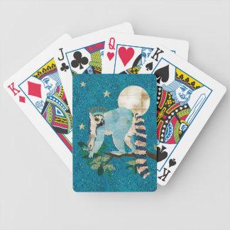 King Julian Full Moon Card Deck