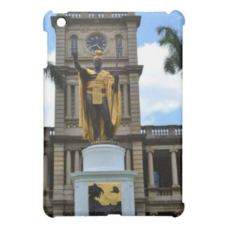 King Kamehameha Statue Case iPad Mini Cases