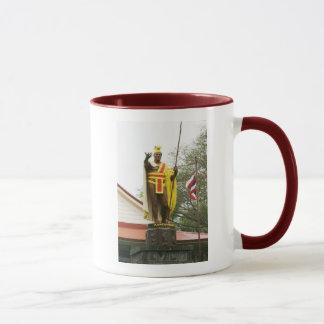 King Kamehameha Statue - Mug