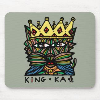 King Kat BuddaKats Mousepad