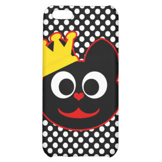 King Kat Red Case For iPhone 5C