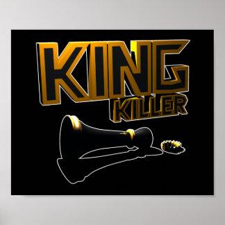 King Killer Poster