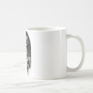 King Lear and Fool in a Storm Coffee Mug