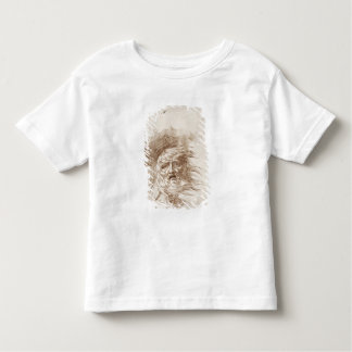 King Lear in the Storm (pen and bistre ink on pape Toddler T-shirt