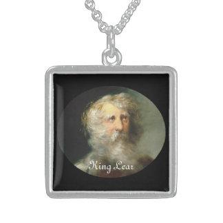 King Lear Neckwear Sterling Silver Necklace