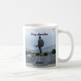 King Leonidas of Sparta Coffee Mug