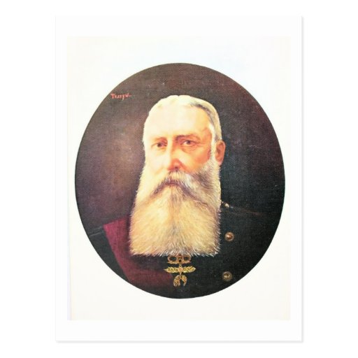 King Leopold 2 of Belgium by Tossyn Post Cards