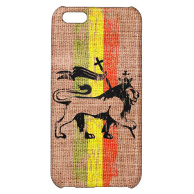 King lion case for iPhone 5C