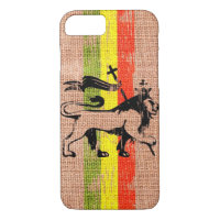 King lion iPhone 7 case