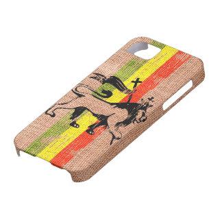 King lion iPhone SE/5/5s case