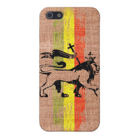 King lion iPhone SE/5/5s cover