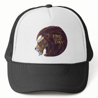 King Lion, King for the Day Hat