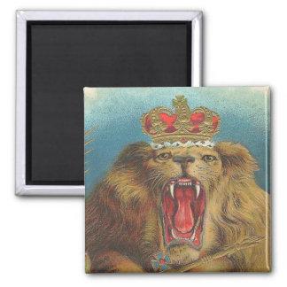 King Lion Magnet