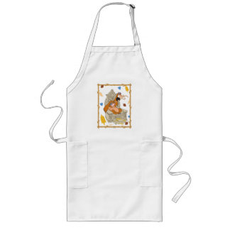King Louie Long Apron