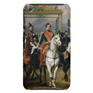 King Louis-Philippe (1773-1850) of France and his iPod Touch Case