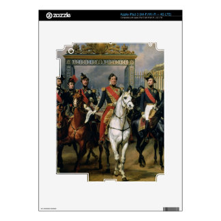 King Louis-Philippe (1773-1850) of France and his Skin For iPad 3