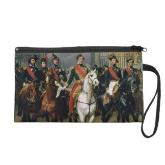 King Louis-Philippe (1773-1850) of France and his Wristlet Purse