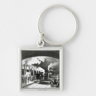 King Louis-Philippe of France departing Keychain