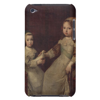King Louis XIV (1638-1715) as a child with Philipp iPod Case-Mate Case