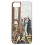 King Louis XVI Execution Cover For iPhone 5C
