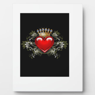 King Love Display Plaques