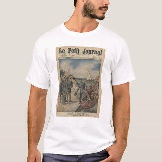 King Manuel II of Portugal bidding farewell T-Shirt