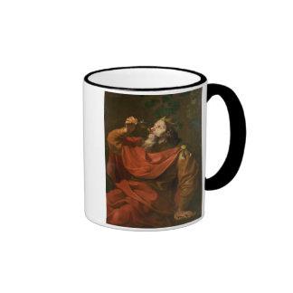 King Midas Ringer Mug