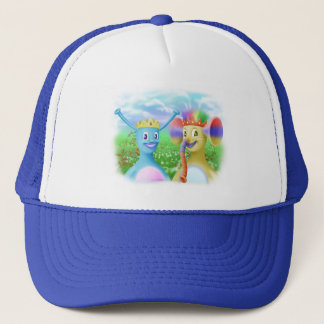 King Monty and Prince Marvin Trucker Hat