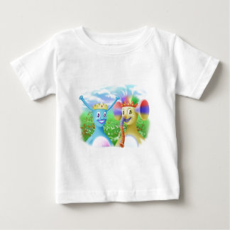 King Monty and Prince Marvin T-shirts
