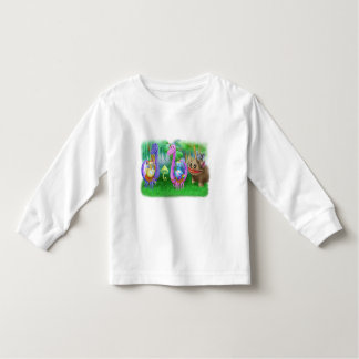 King Monty and the gang in Brimlest Forest Shirt