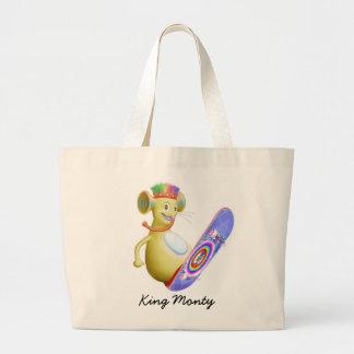 King Monty on Skate Board Bag