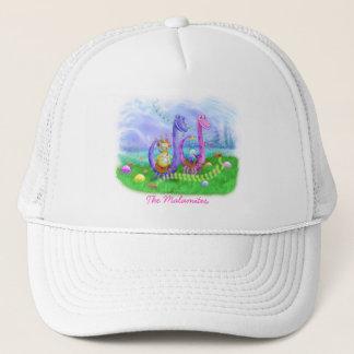King Monty, Prince Marvin, Sammy & Tammy Trucker Hat