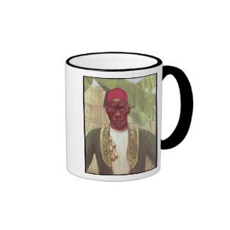King Mutesa of Buganda, from a photo Ringer Coffee Mug