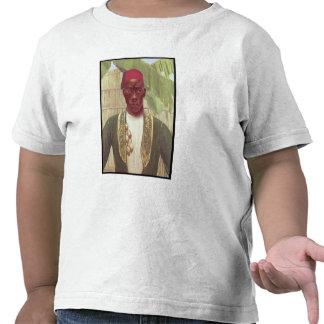 King Mutesa of Buganda, from a photo Tee Shirts